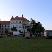 16.07.2019 Brand Sauna Lohhof Unterallgäu Feuerwehr Rettungsdienst (4)