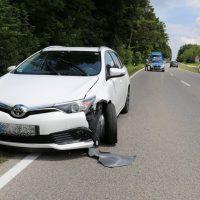 17.07.2019 Unfall Wohnwagen PKW MN37 Hoher Sachschaden (4)