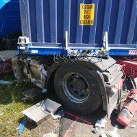 25.07.2019 Unfall LKW A96 kisslegg(3)