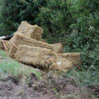 05.08.2019 Unfall Kirchheim Derndorf tödlich 22 Jahre LKW übersieht Traktor (28)