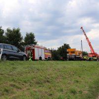 05.08.2019 Unfall Kirchheim Derndorf tödlich 22 Jahre LKW übersieht Traktor (4)