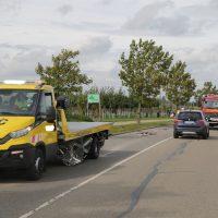 2019-09-27_Memmingen_Europastrasse_Unfall_Abschleppwagen_BMW_Motorrad_FeuerwehrIMG_6188