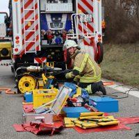 2020-02-20_A96_Aitrach_Memmingen_Unfall_FeuerwehrBX4A1282