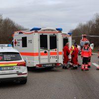 2020-02-20_A96_Aitrach_Memmingen_Unfall_FeuerwehrBX4A1284