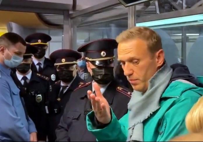 Video von der Festnahme Nawalnys, Kira Yarmysh, über dts Nachrichtenagentur