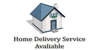 Home Delivery Service Available