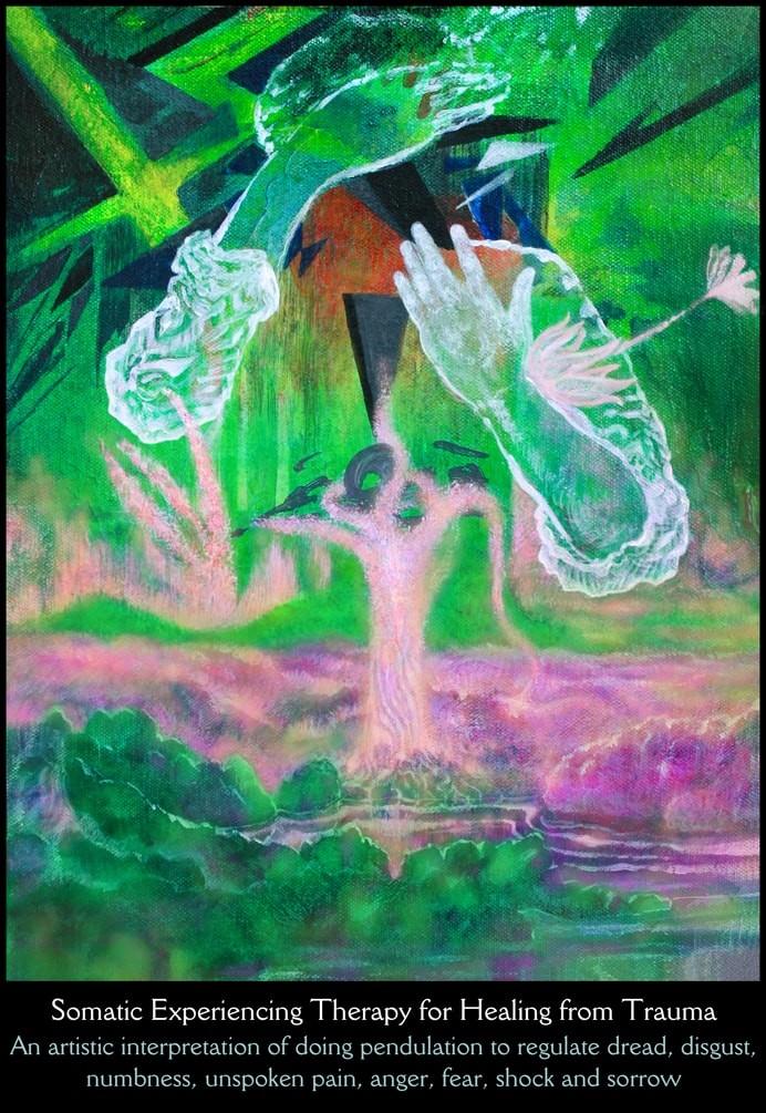 Pendulation Painting