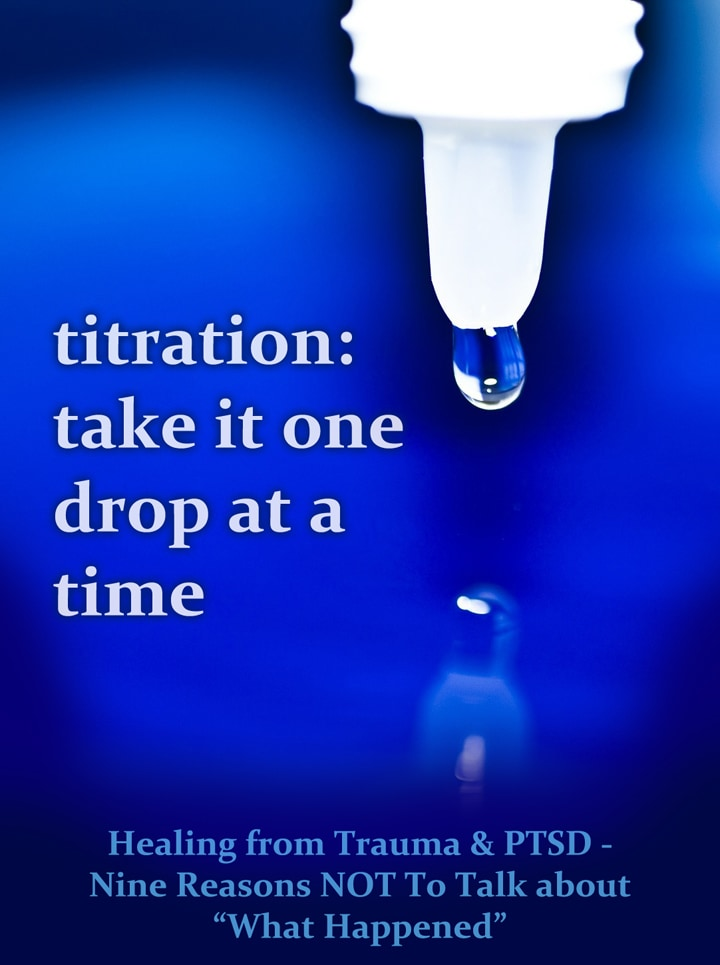 titration: take it one drop at a time