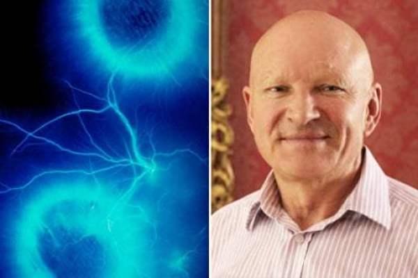 被拍攝下的「情感」科學家揭人體能量場奧秘 1