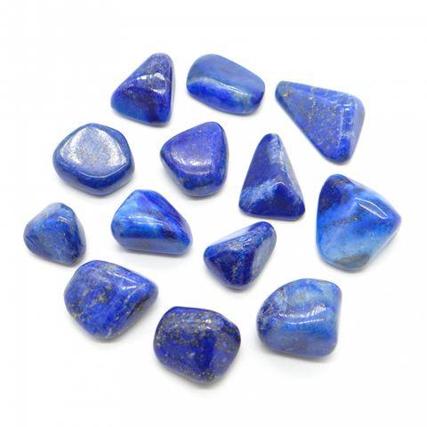 超光速粒子青金石滚石 5 - 10 克(单颗) 1