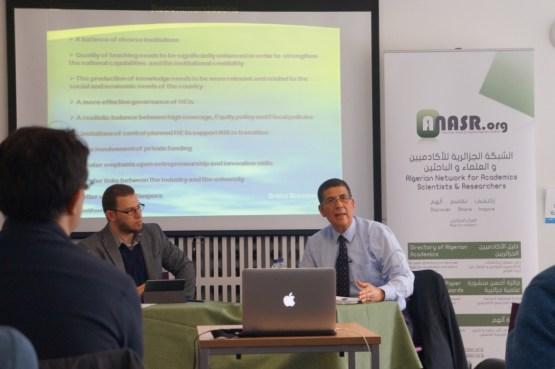 Prof Mohammed Saad Keynote