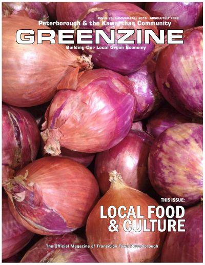Summer Greenzine 2015