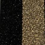 Bicolor Nero/Oro 26mm