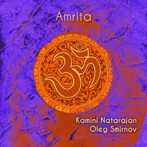 Amrita Cover front