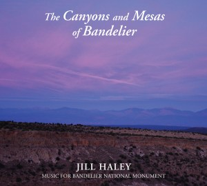 The Canyons and Mesas of Bandelier Cover