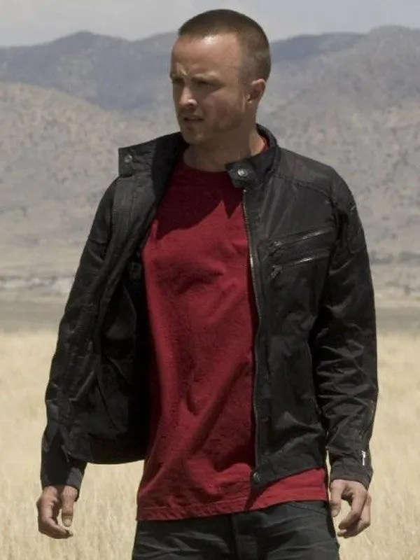 Aaron Paul Breaking Bad Jacket New American Jackets