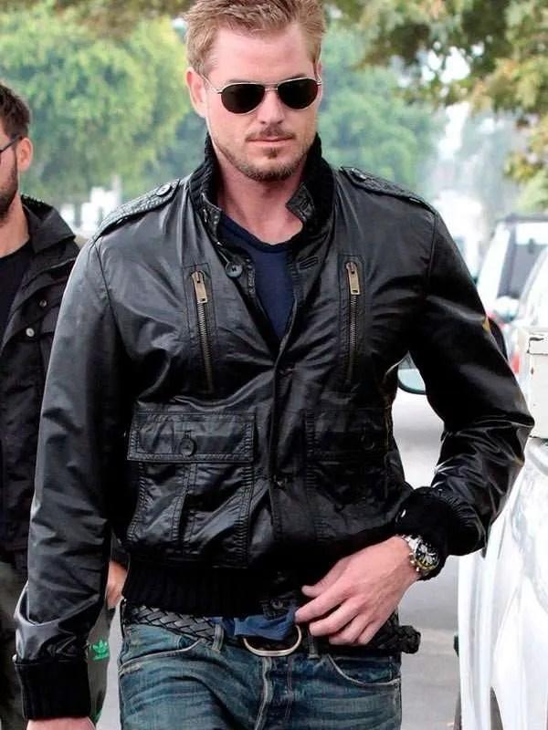 Eric Dane Greys Anatomy Bomber Jacket