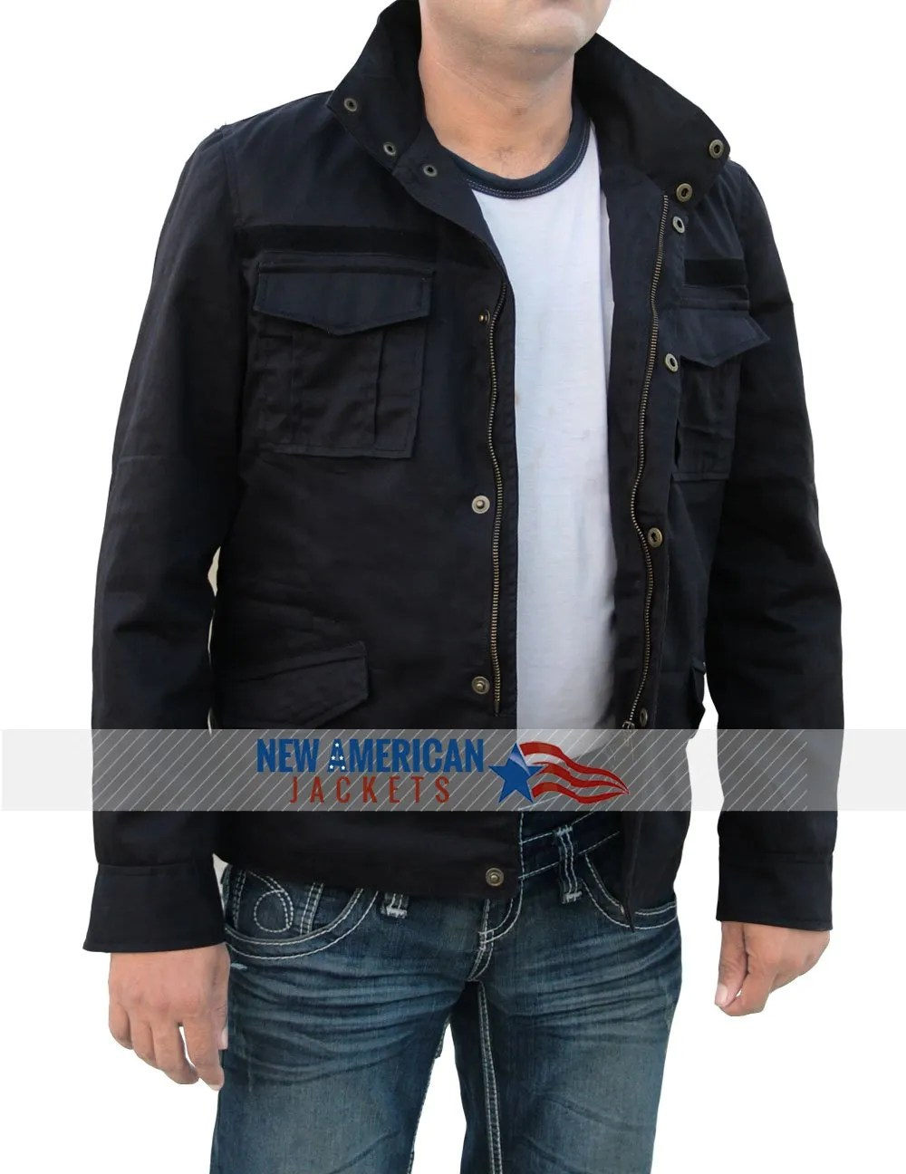 Ant Man Jacket Scott Lang Paul Rudd Jacket
