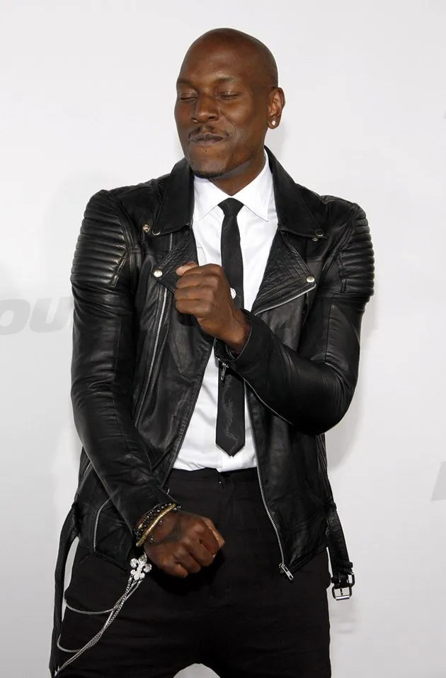 Fast And Furious 7 Tyrese Gibson Jacket