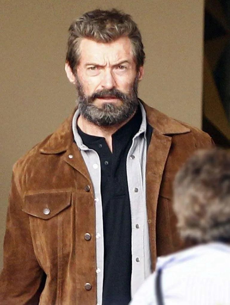Wolverine 3 X Men Logan Hugh Jackman Jacket New American