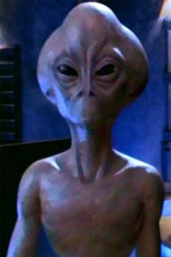 Ilustrasi: Alien