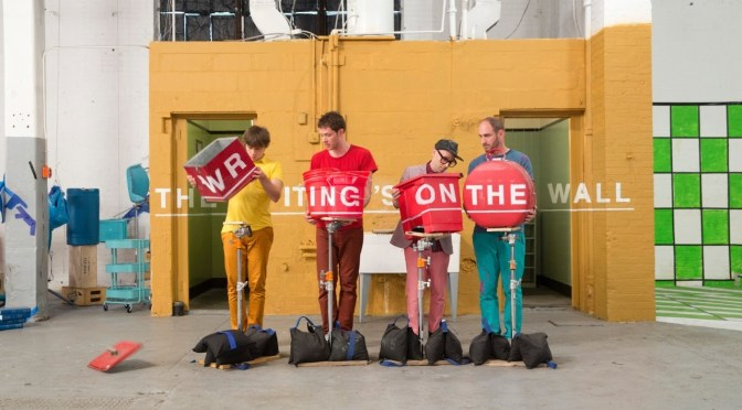 The Writing's On the Wall by OK Go
