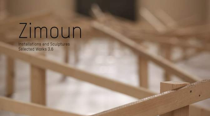 Sound Architectures by Zimoun