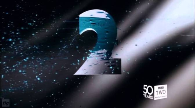 BBC Two idents by Lambie-Nairn