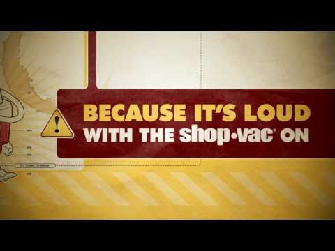 Shop Vac by JM Heather