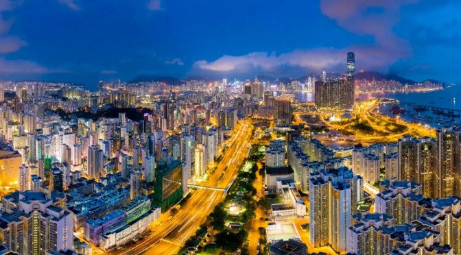 Epic Cities Hyperlapse by BBC