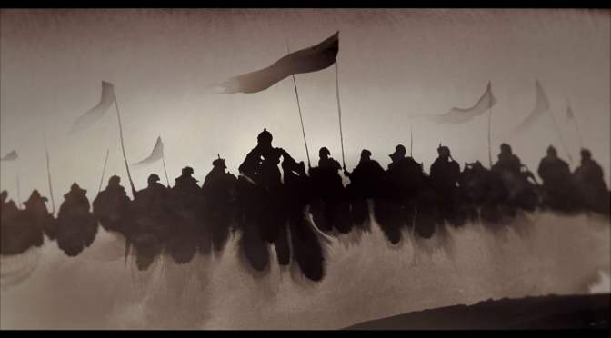 Marco Polo Title Sequence by The Mill