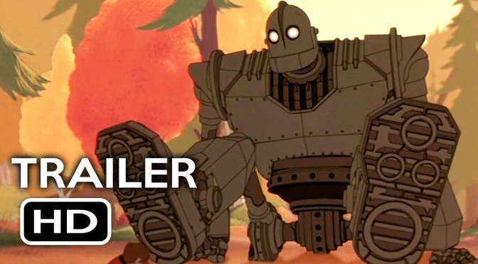 The Iron Giant by Brad Bird