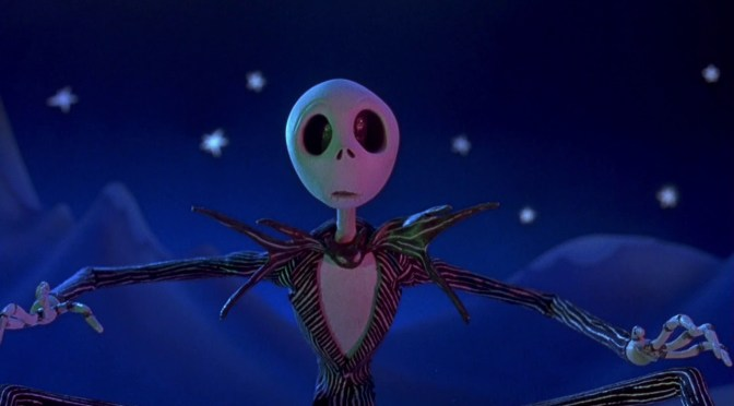 The Nightmare before Christmas by Tim Burton
