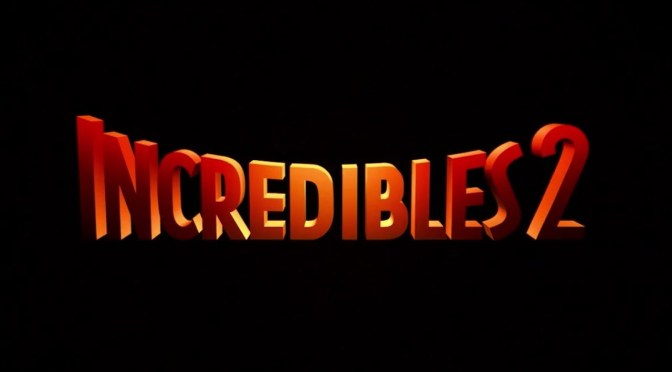 Closing Title Sequence Incredibles 2 by Pixar
