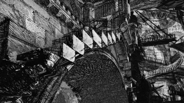 Piranesi by Gregoire Dupond