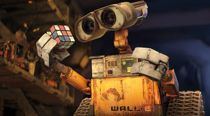 WALL-E by Pixar Animation Studios
