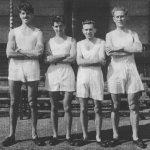 1948 Notts relay winners