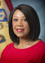 Lt Governor Elect Sheila Oliver
