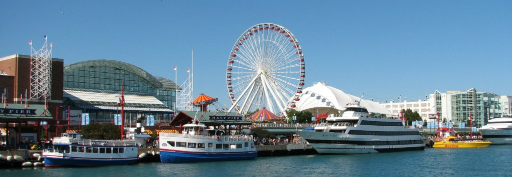 Chicago destination Navy Pier