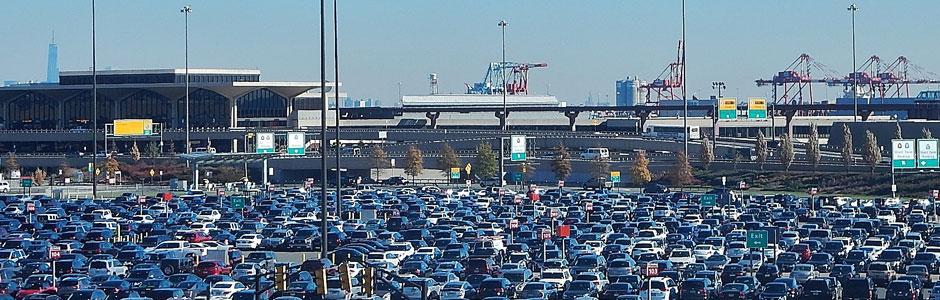 Newark Liberty International Airport Parking