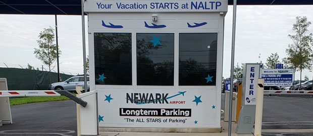 Parking in Newark Airport
