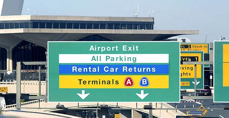EWR Terminal B
