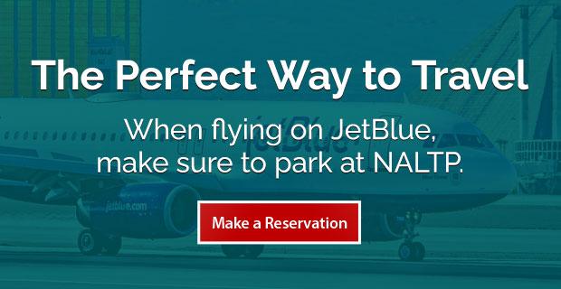 JetBlue Newark Airport Parking