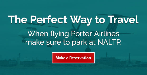 Porter Airlines Newark Airport Parking