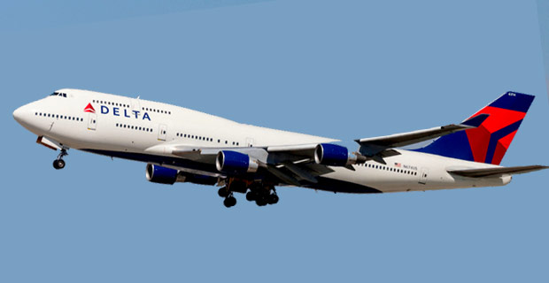 Delta at Newark Airport