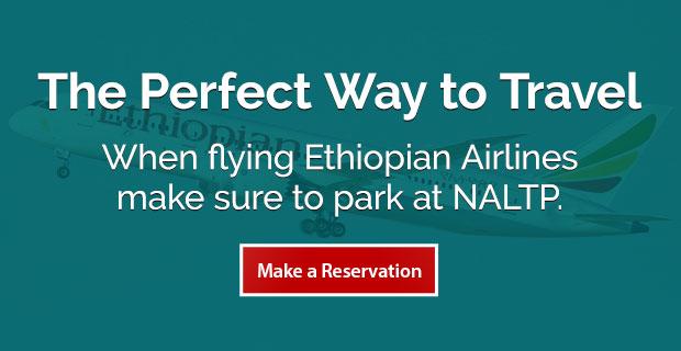 Ethiopian Airlines Newark Airport Parking