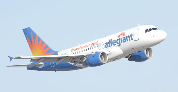 Allegiant Air Newark Airport