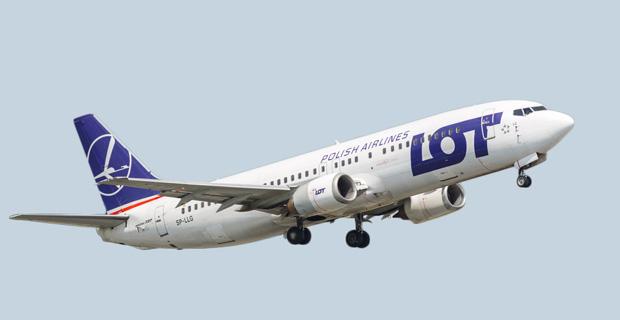 LOT-Polish Airlines Newark