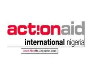ActionAid job