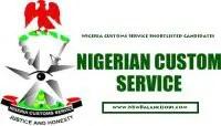 Nigeria Customs Service Shortlisted